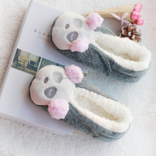 Animal shaped slippers cartoon shoes room slippers