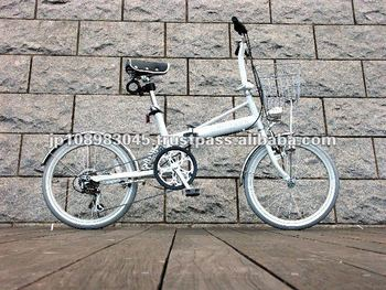 Folding Bike Japanese Design Mini Bicycle Japanese Bike