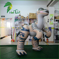 Popular Inflatable Dragon Animal Cartoon Toy , Giant Inflatable Dinosaur Model For Display
