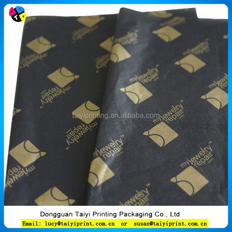 Newspaper Gift wrapping paper/ tissue paper /silk paper