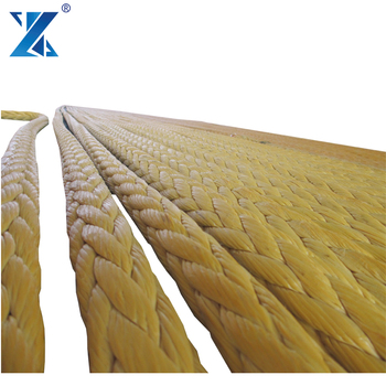 CHNMAX 12-strand braided UHMWPE synthetic fiber rope tow