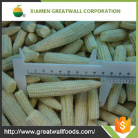 best selling frozen baby corn cuts