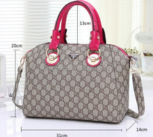2015 Alibaba Express Best Selling Vintage Middle Aged Lady Hand Tote Bag