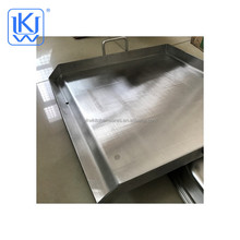 UKW Kitchenwares stainless steel outdoor gas griddles/plancha grills/BBQ