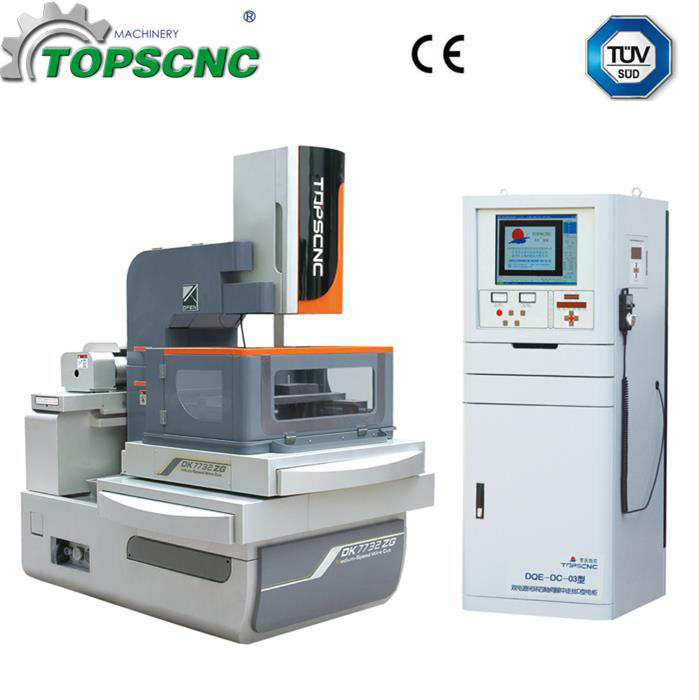 DK7740ZG taizhou new invention electrical discharge wire cut machine