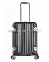 2016 new abs hard luggage / suitcase universal wheels