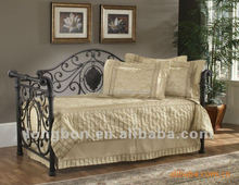 Top-selling wrought iron day bed