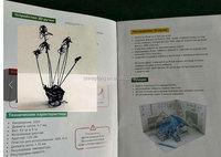 Christmas gift Brand NEW Russian Packaging DIY 3D Printer Pen For Kids AU/US/UK/EU plug
