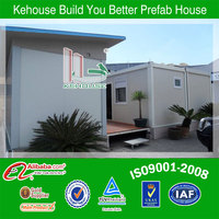 low cost ready made prefabricated container house