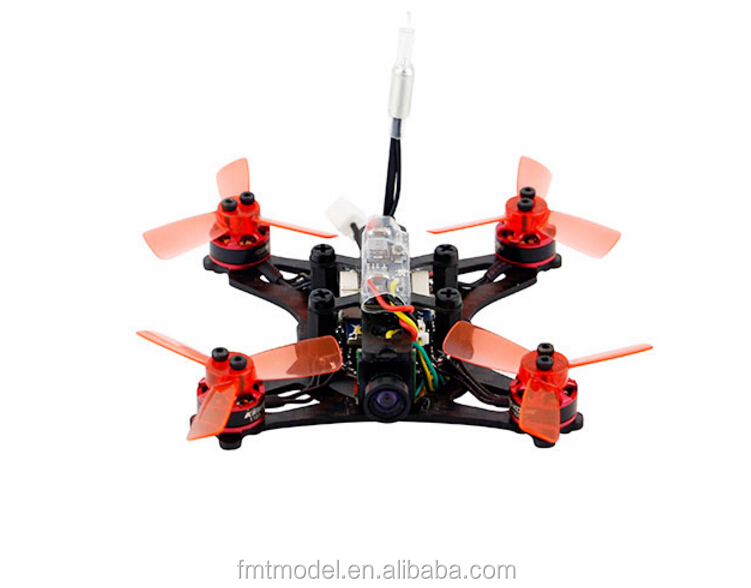 F19934 KINGKONG 90GT PNP Brushless FPV Drone Mini Quadcopter With FASST FM800 Receiver