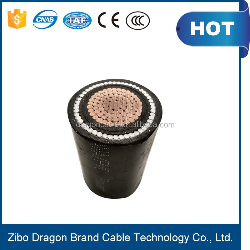185mm2 cable YJV YJLV Low voltage XLPE Insulated cable