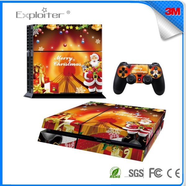 Newest most popular decal skin for ps4 3d joystick