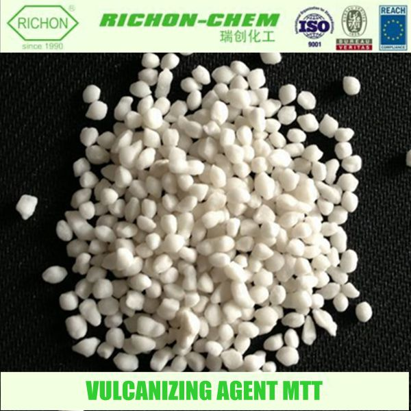 Vulcanizing Agent MTT for Chlorinated Butyl Rubber(CIIR/CBK) Chloroprene Rubber(CR) Brominated Butyl Rubber (BIIR/BBK)