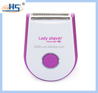 Electric mini usb charge lady shaver for travel