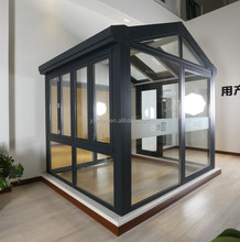 Joydon System Heat Insulation Aluminum prefabricated glass garden conservatory
