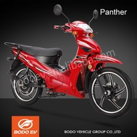EEC approved electric motocycle cub 72V1500W motor 50km/h range 55km/charge