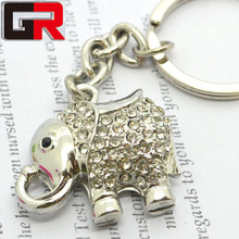 Hot Search Custom Cute Metal Animal Key Chains