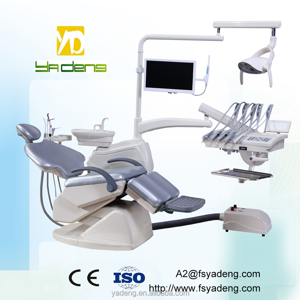 Intelligent/Intelligence Dental Chair and Unit