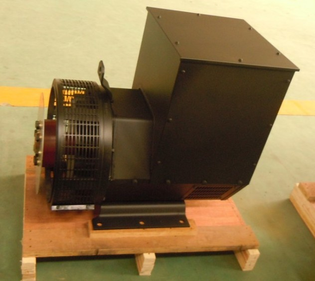 6.5kw To 315kw Stamford AC Synchronous Generator Brushless Dynamo