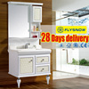 home depot sets new cabinet vanity commercial bathroom storage made in China