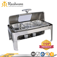 Cheap price roll chafing dish oval dishes for sale high pressure cleaning machine
