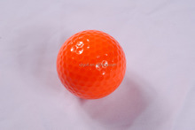 Customized gift logo golf ball for mini golf wholesale