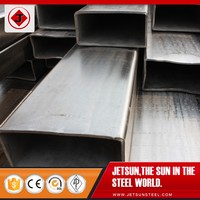 304 314 stainless steel sus430 Stainless Steel Rectangle Tube