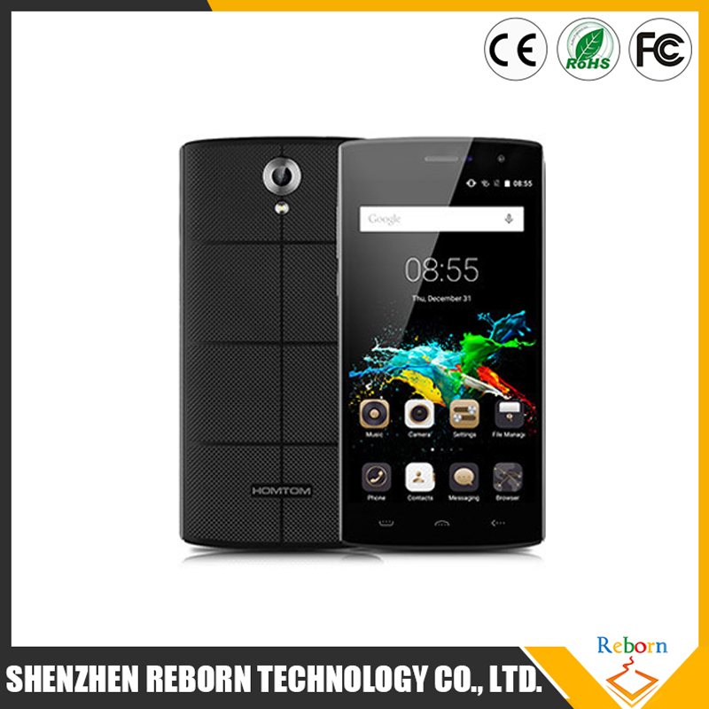 5.5 Inch HOMTOM HT7 Android 5.1 MTK6580A 1G RAM 8G ROM 1280x720 Android Mobile Phone