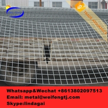 Good Sealed 6x6 chain link fence for food packaging machine