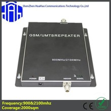 GSM repeater 3 band GSM900&1800&3G booster, multi band selective repeater