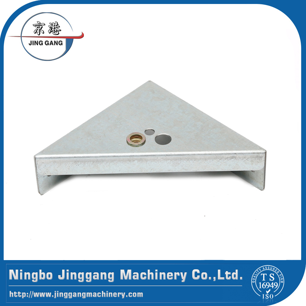 Metal mechanical parts in stamping with bending OEM/ODM