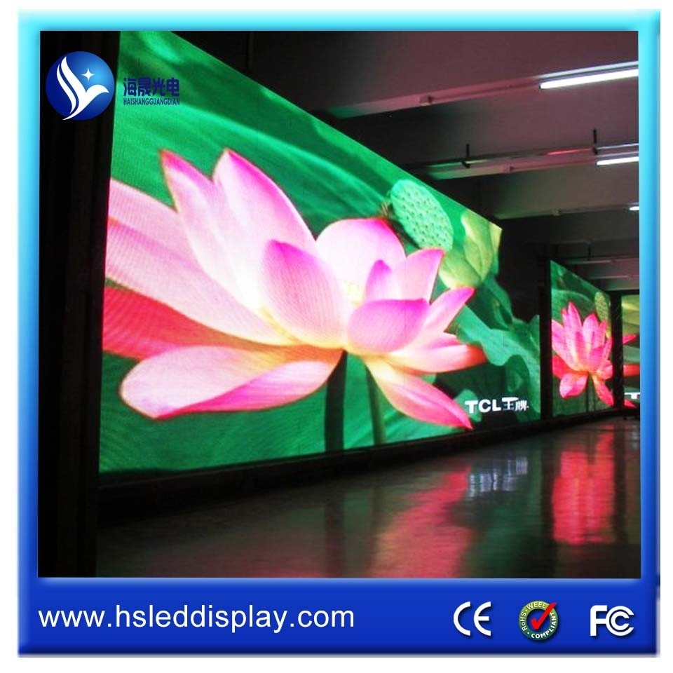 HQ and HD LED display price for fuel dispenser amb video