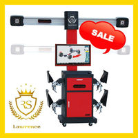Superb Smart V3D Car Alignment Machines with CE and ISO for Professional Alignment Check