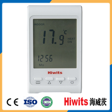 Room Temperature Wireless Smart Control Touch Screen Digital Thermostat Eletrical Symbol