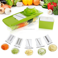 5 in 1 Mandoline Slicer Vegetable Slicer Set vegetable cutter vegetable chopper