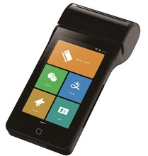 Low price handheld POS Android OS billing Pos system for Restaurent check out quickly