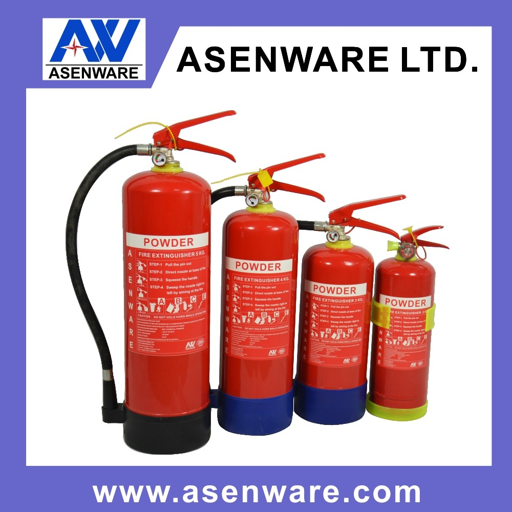Welcom OEM design automatic dry powder fire extinguisher