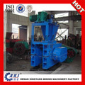 Saw Powder briquette machine with different capacity