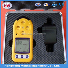 Professinal Portable H2S Detector Toxic Gas Detector with Alarm 0-100 ppm \LCD Handle Gas Monito