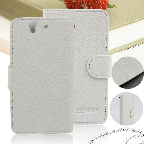For Sony Xperia Z C6603 C6602 L36h Wallet Leather Flip Case Wholesale
