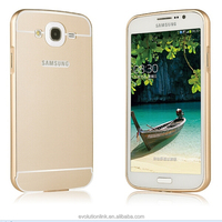 High quality Protective Metal Bumper Phone Case For Samsung Galaxy S6, bumper case for s4 mini samsung galaxy s4