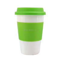 nontoxic low-carbon eco friendly 500ml bpa free lead free PP plastic coffee cups