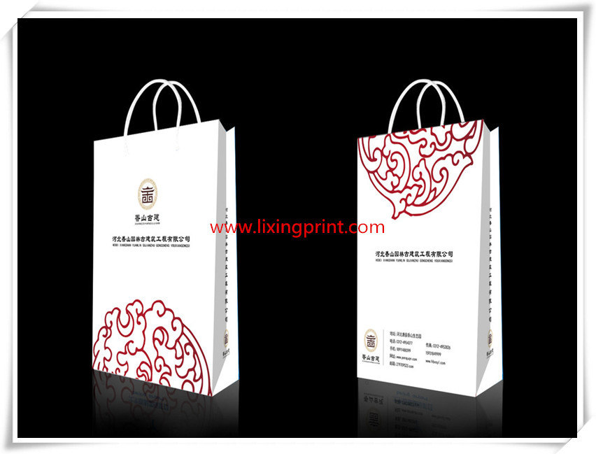 reusable shopping paper bags
