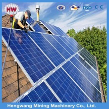 high performance solar panel for home electricity