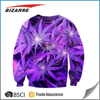 Fashion mens sweet sublimation hoody/sweatshirt manufacturer in china
