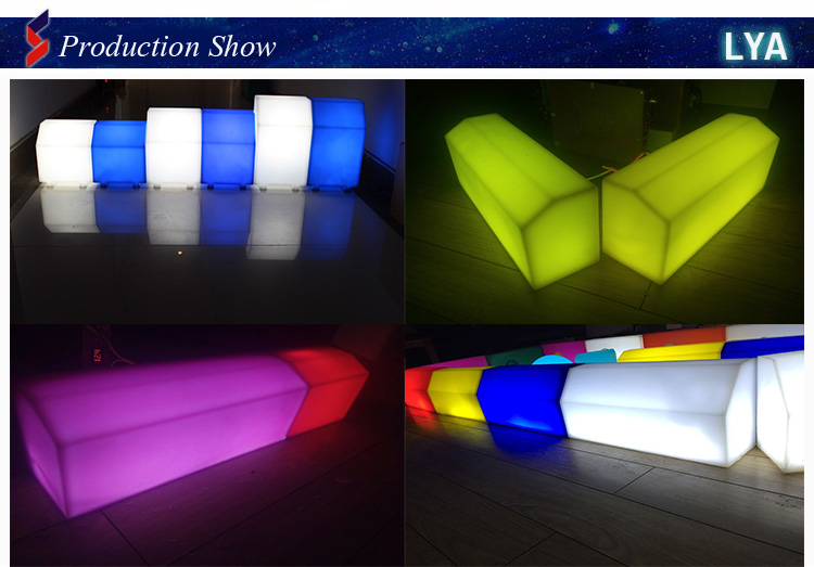 solar types road concrete kerbstone plastic led curbstone IP68 light curb stone