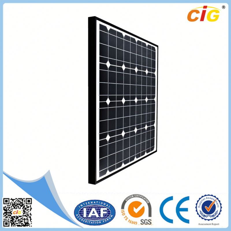 Passed SGS Portable Compact solar panel 24v