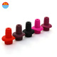 Hot Selling Soft Reusable Eco-friendly ODM Customized Silicone Rubber Wine Beer Bottle Stopper