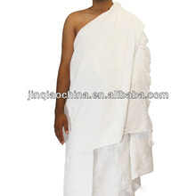 100 polyester cotton Ihram Terry Towels for Hajj & Umrah