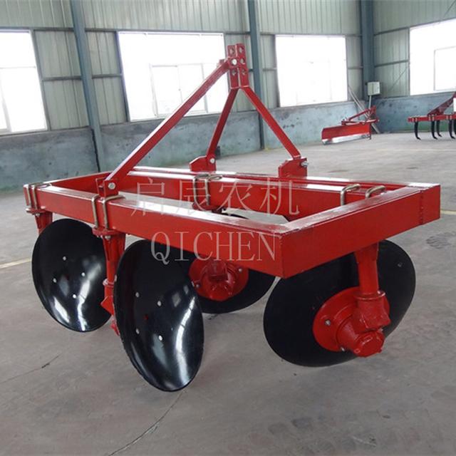 Hot sale agricultural machinery disc ridger potato ridging machine